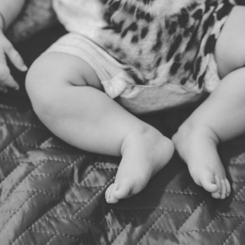 Sedinta foto bebe 1 an