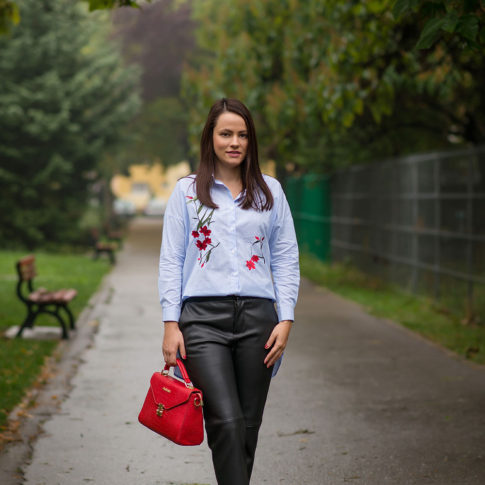Fashion Blogger Timisoara Medrea Georgiana