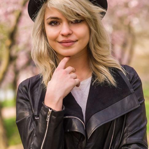 Portret Marlena