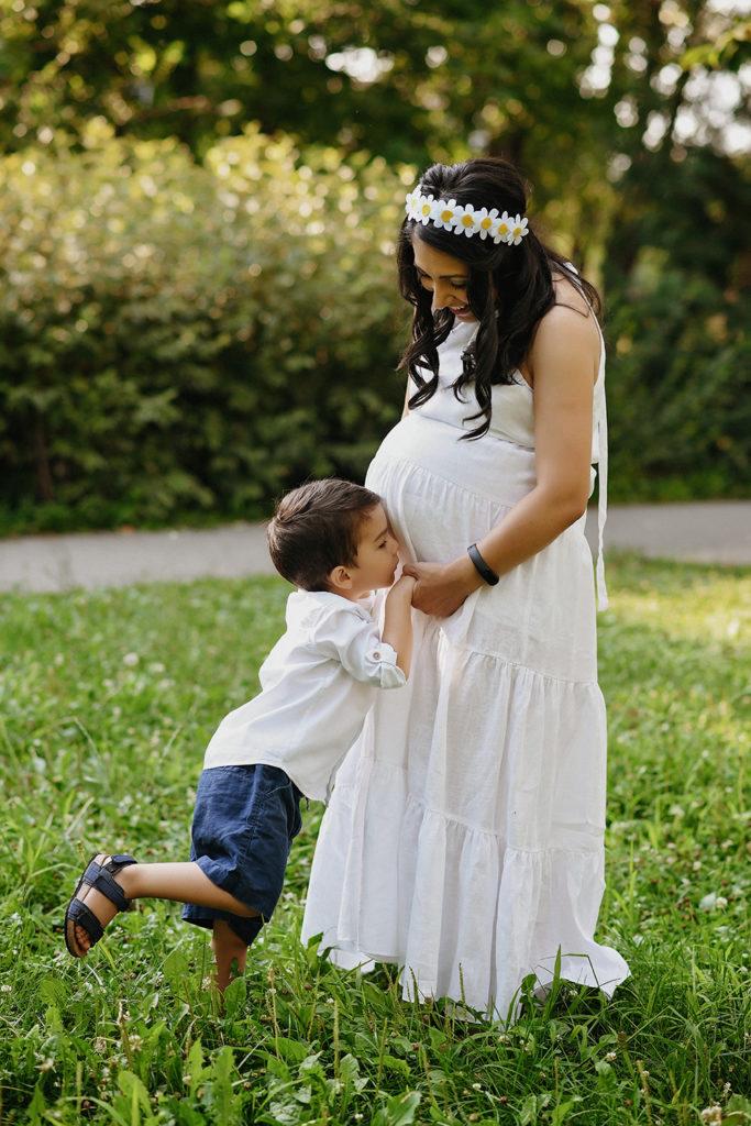 Sedinta foto de maternitate Timisoara