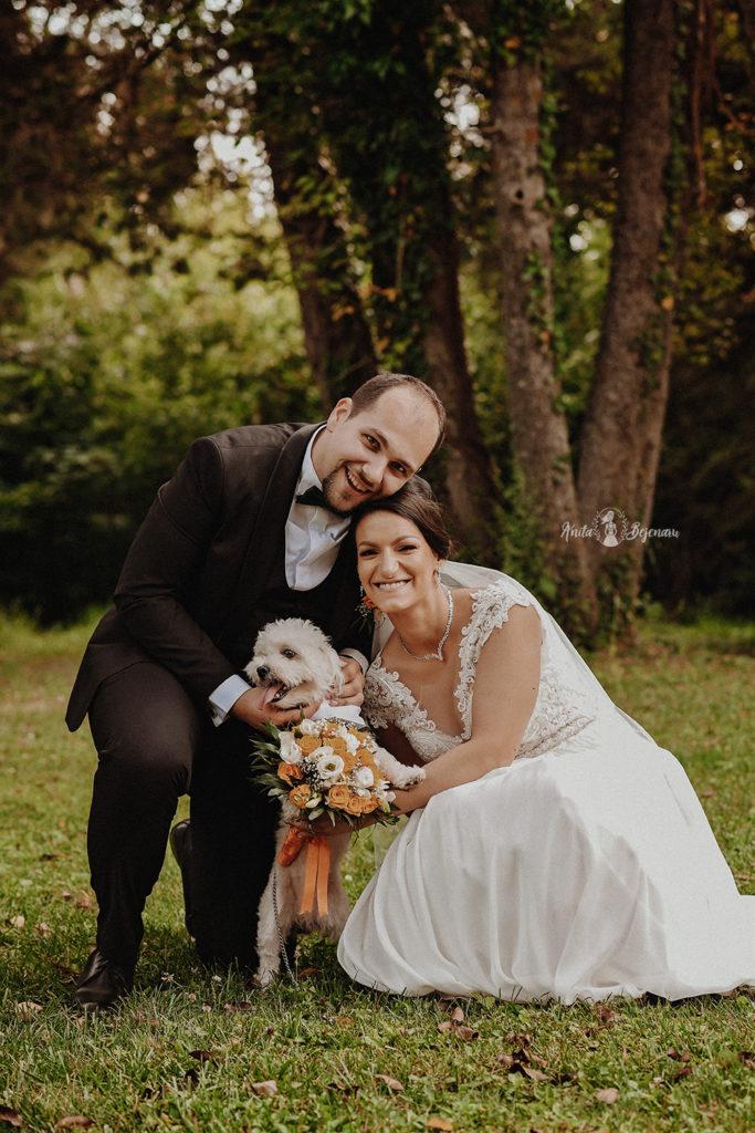 Mire si mireasa, Fotografie de eveniment, nunta pe Domeniul Stibei, Bucuresti