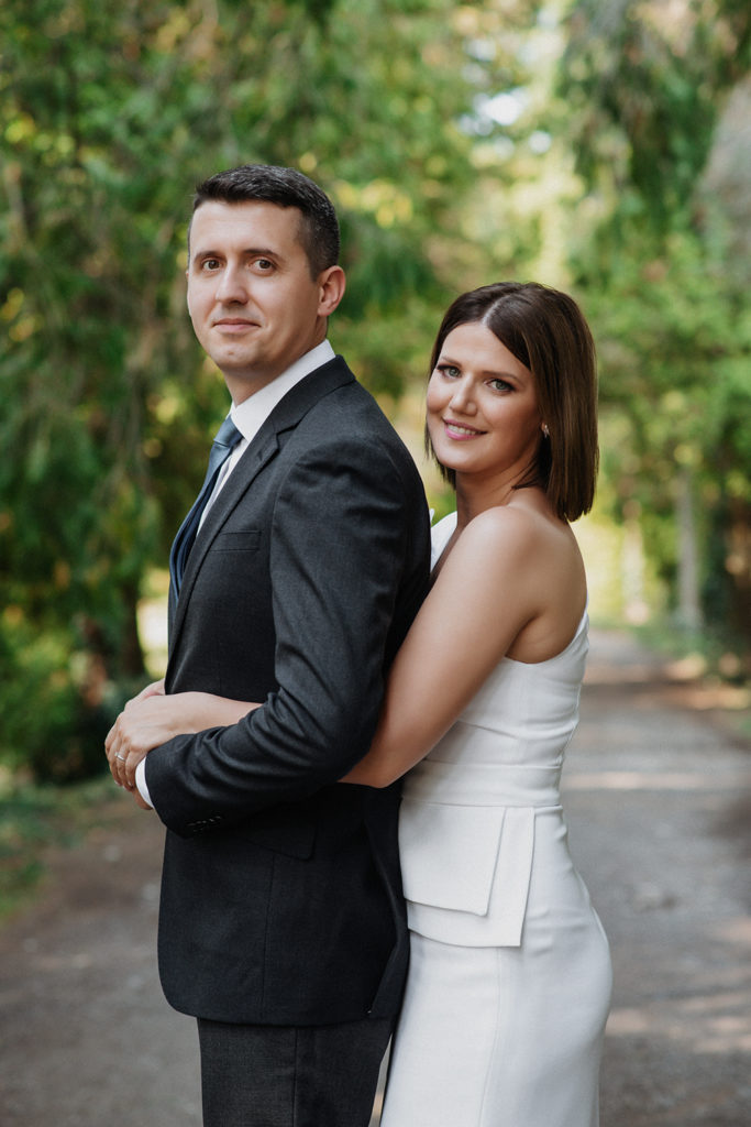 Fotografie profesionista de nunta, tineri casatoriti