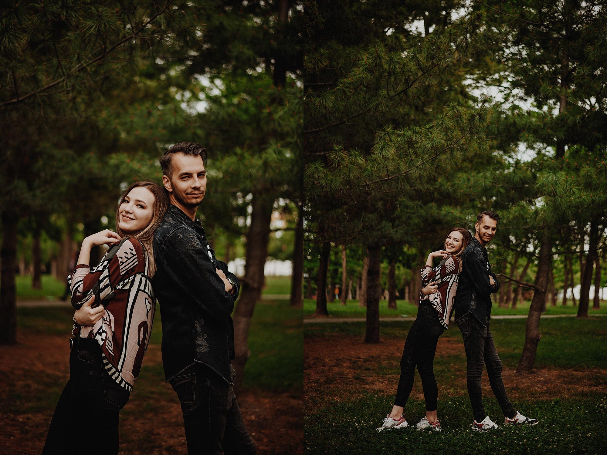 Sedinta de foto de familie Timisoara, in natura