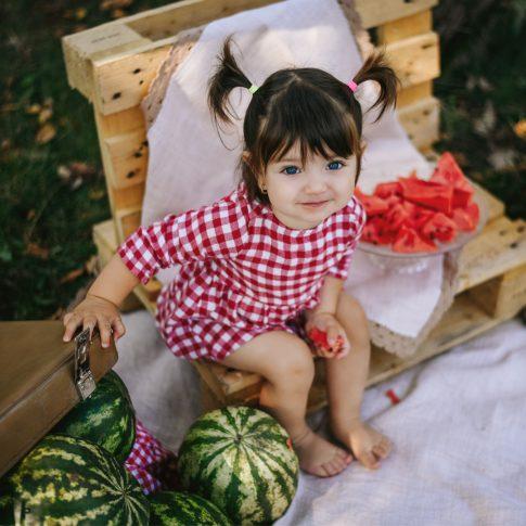 Watermelon session - sedinta foto Anita Bejenaru