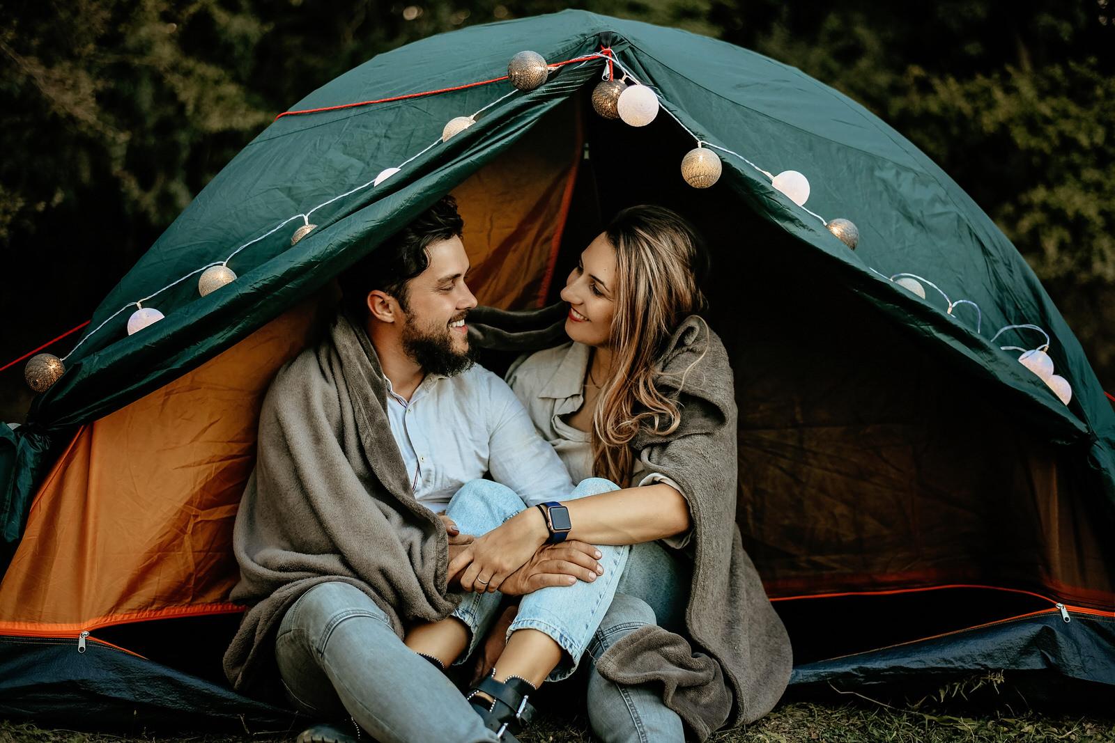 Sedinta foto de cuplu, Oana și Andrei