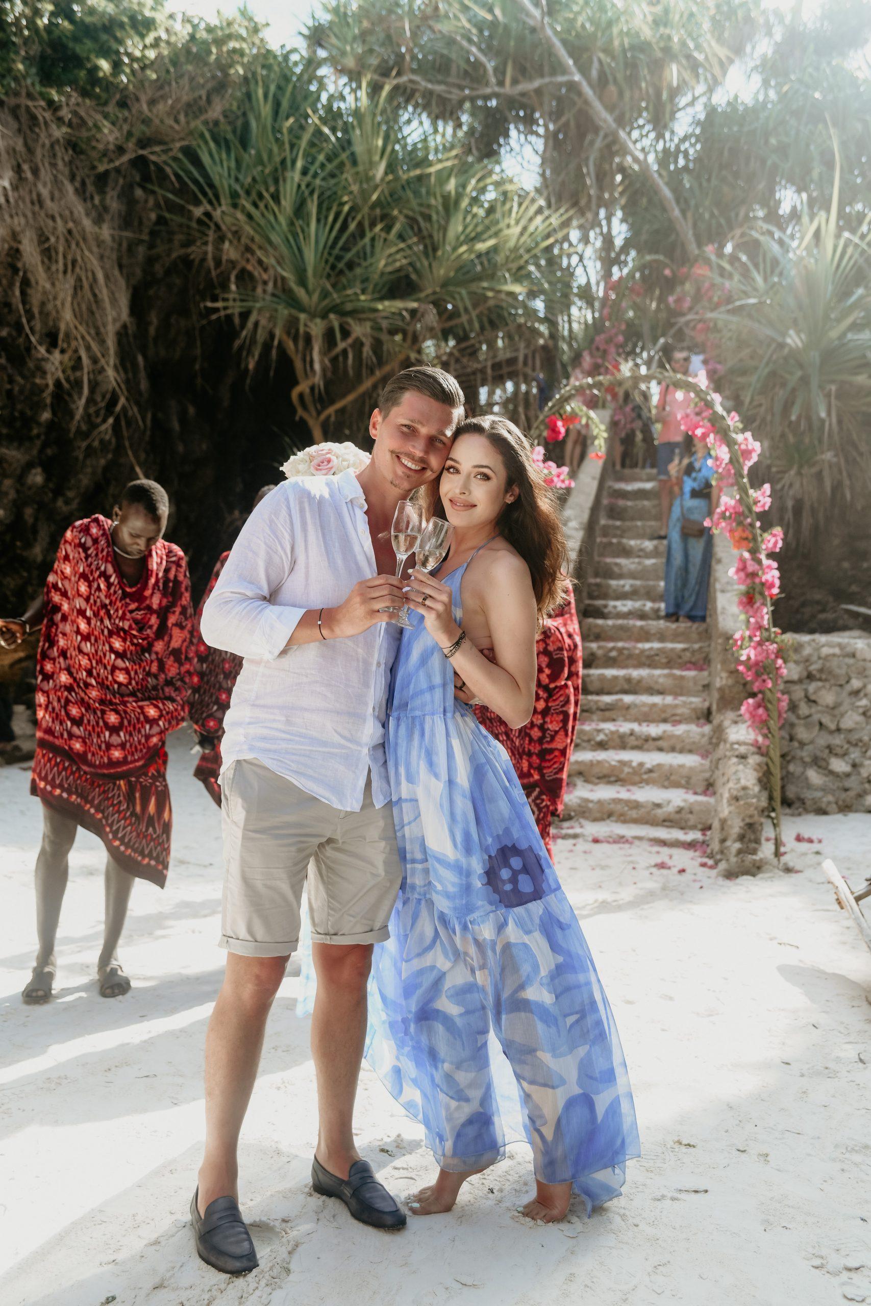 Jean & Deniz - Wedding Photography in Zanzibar
