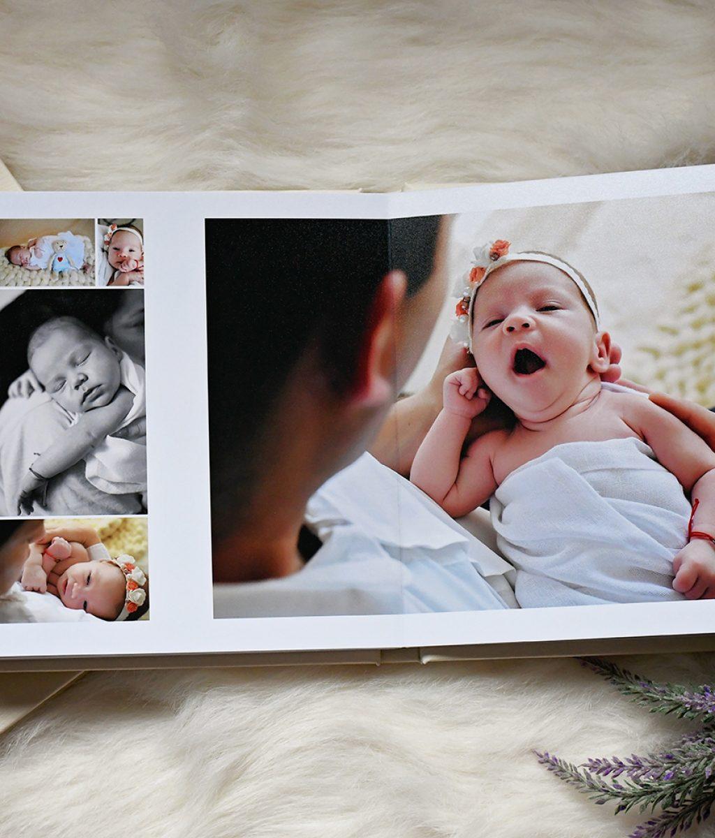 Album foto de botez, albume foto personalizate